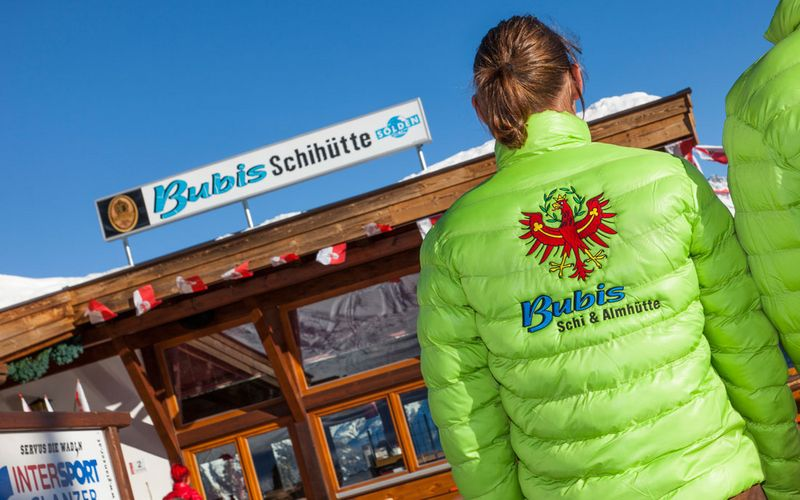 Bubis Schi- & Almhütte in Sölden